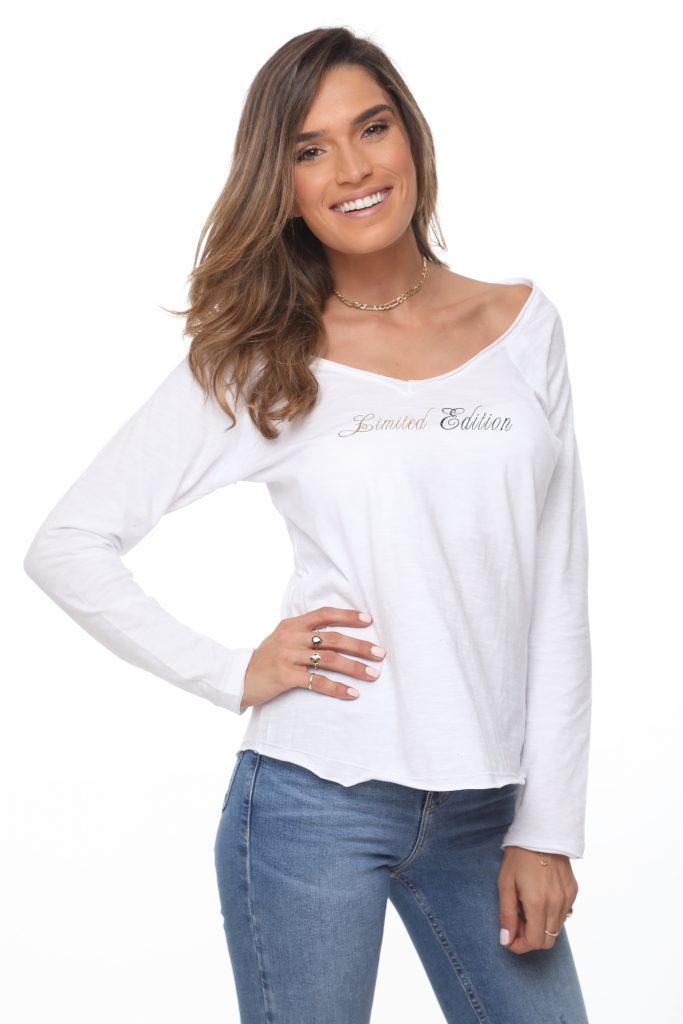 חולצה שרון לבנה 2